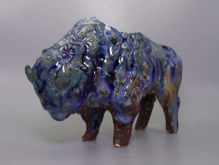Forest Bison - SOLD