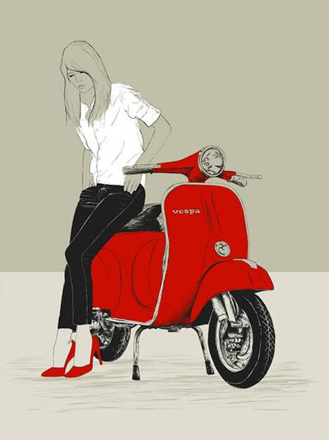 Ilustração Simply Red