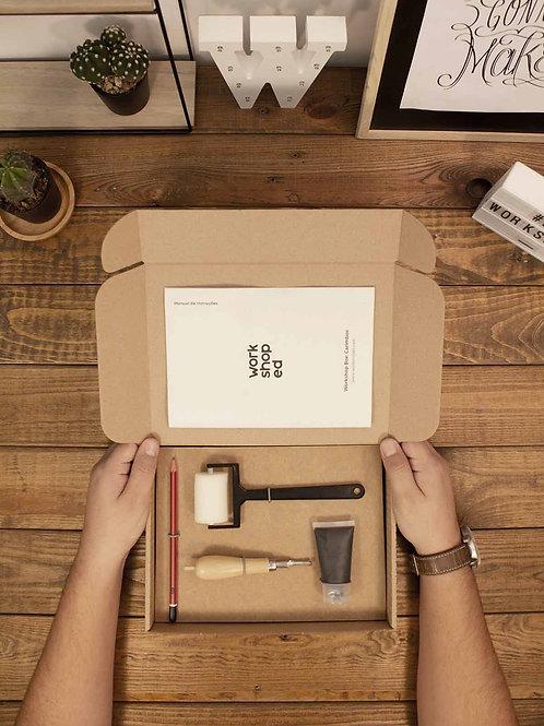 Workshop Box: Carimbos