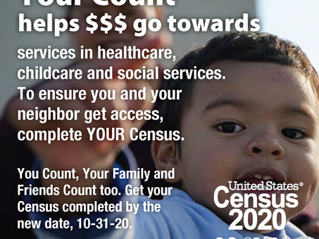 California Census for All - Be Counted in 2020!