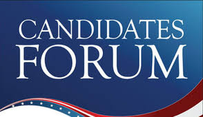 Your Questions Needed for our Candidate Forums