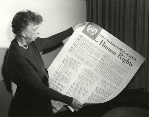 Notable League Member: Eleanor Roosevelt