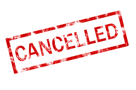 Candidate Forum This Week Cancelled