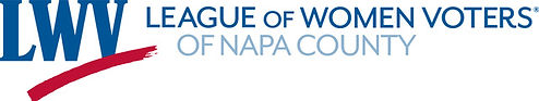 League of Women Voters Napa County Logo