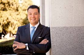 Secretary of State Alex Padilla