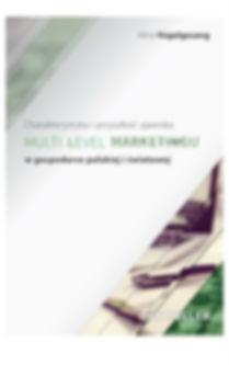 Charakterystyka i przyszłość zjawiska MLM dr Alina Vogelgesang ksiązka