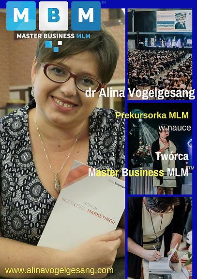 dr Alina Vogelgesang Prekursork MLM