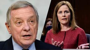 NEWS! Amy Barrett Challenged By Senators