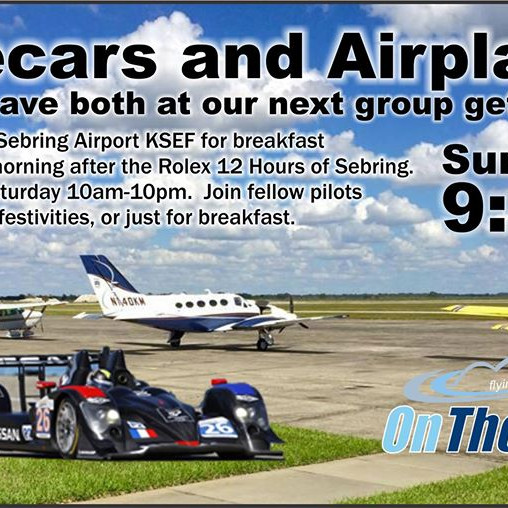 Race Cars and Airplanes