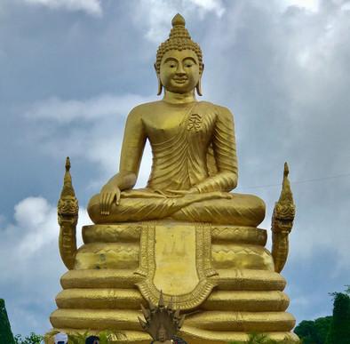 Buddah in Thailand