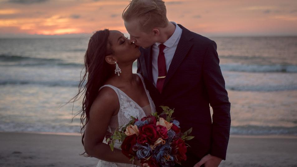 Latavia & Reid Wedding