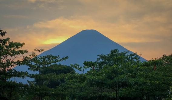 Volcano on Ometepe Island