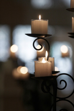 Noosa wedding candles