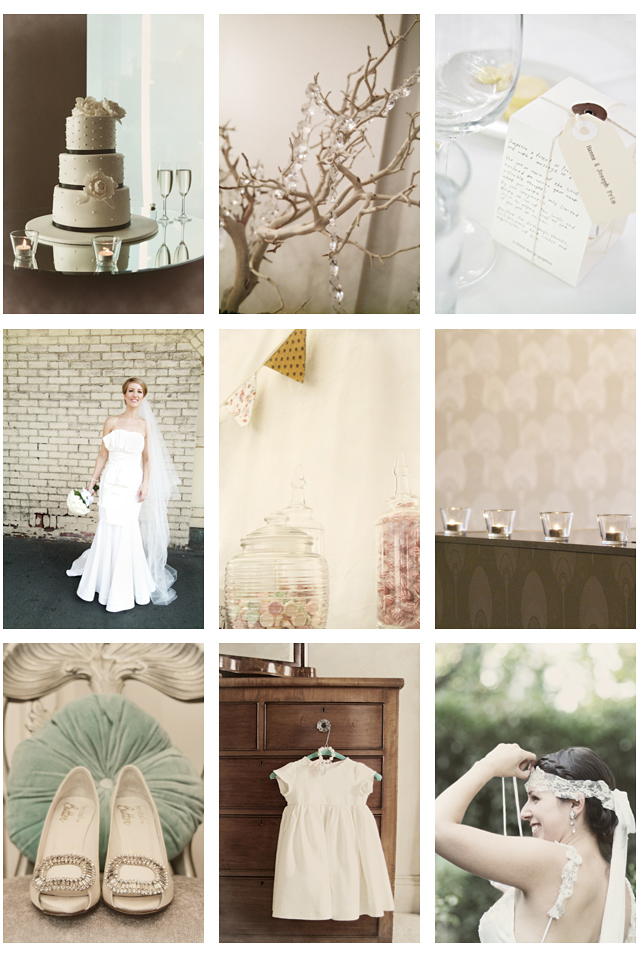 coastal wedding ideas board