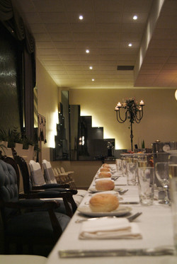 Noosa wedding reception table detail