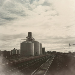 country silos