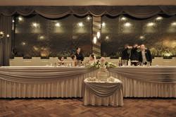 Noosa wedding bridal table