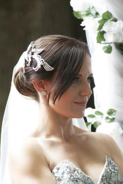 Noosa wedding bride