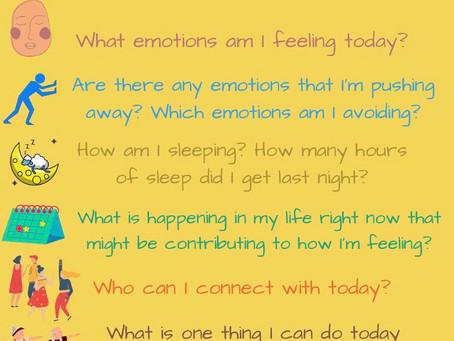 Mental Wellness Check