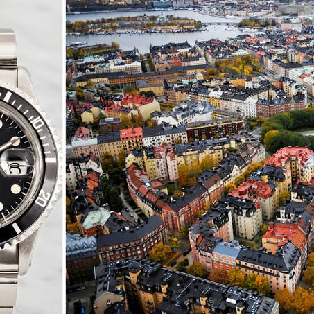 Trenden med klockrån fortsätter i Stockholm. Så här skyddar du dig