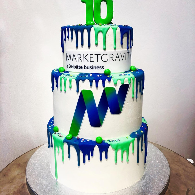MarketGravity 10 years!