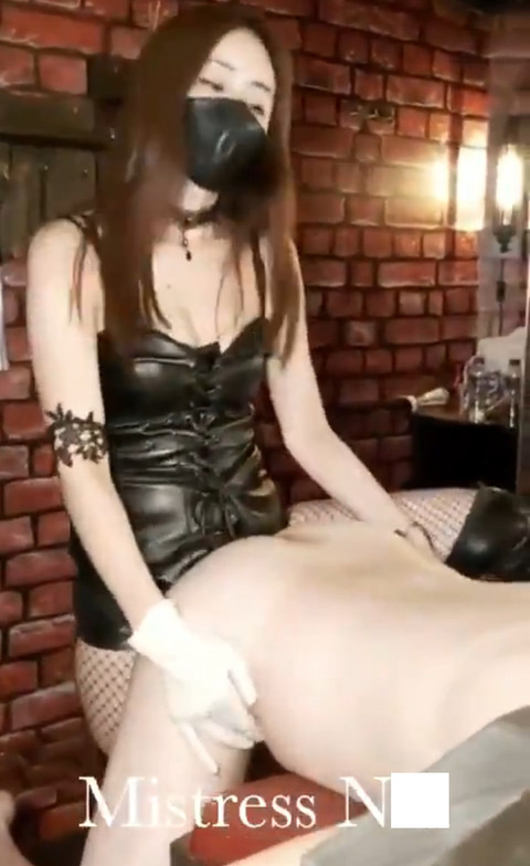 Getting mercilessly fucked by HK Goddess Ni