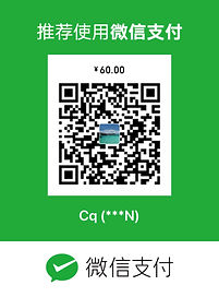 WeChat Payment for Video Purchase 60 RMB