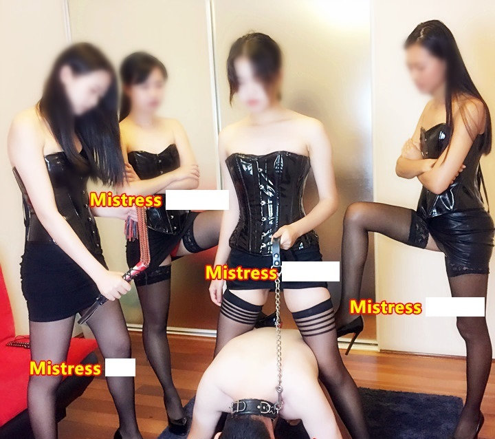 Main Picture - Group Domination Chinese Mistresses