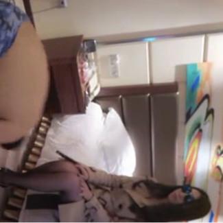 Beautiful Shanghai Queen has fun humiliating fat & short sub 稀有调教视频:网红上海女S羞辱又胖又矮的贱男m
