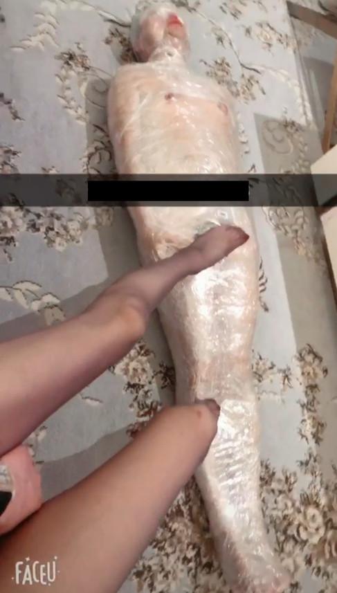 Mummified by Goddess Youya