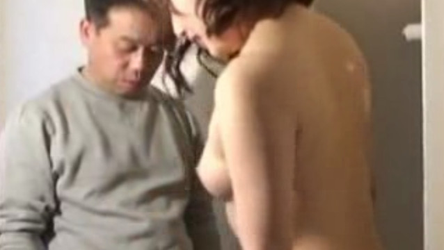 Intensely humiliating Japanese cuckolding session for beta male sub