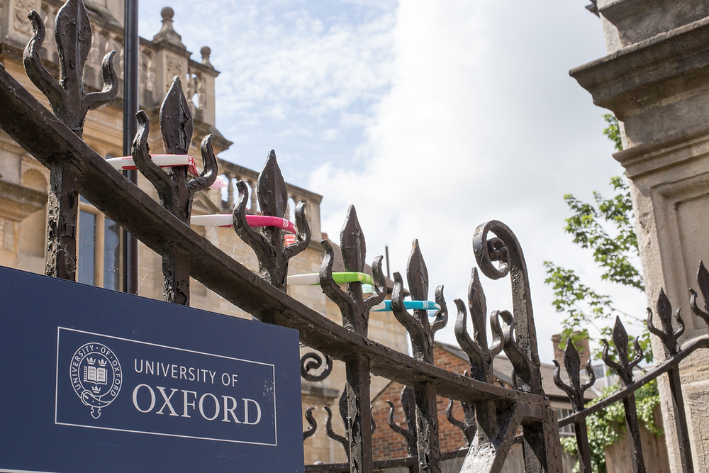 Oxford university where a rise in student applications is encouraging for PBSA developers