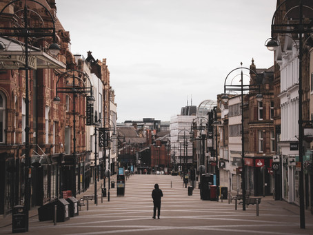 The future of the high street; a nightmare or a new beginning?