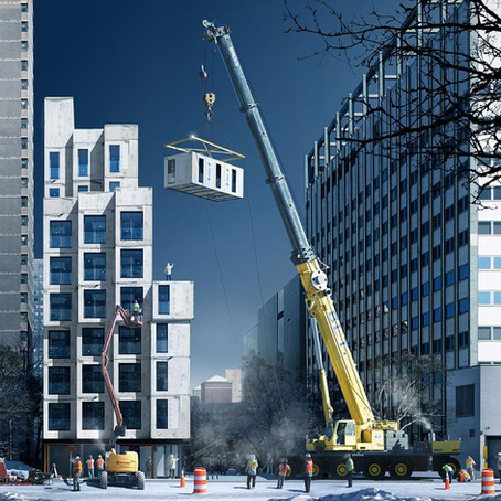 Why modular construction could be a game changer, but only with help