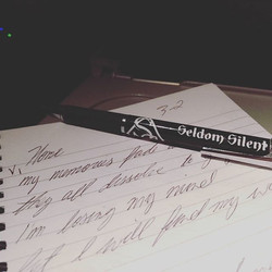 Writing new music on the flight home