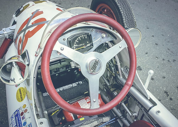 Race Car Wheel