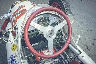 Course roue de voiture