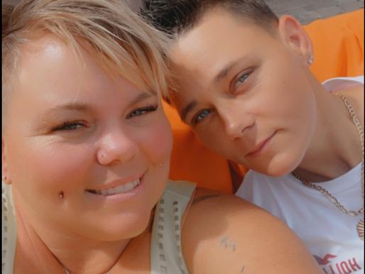 Amanda Fowler, 39, Douglas, GA. EMS nurse, Religious LGBT anti-vaxx and died from COVID