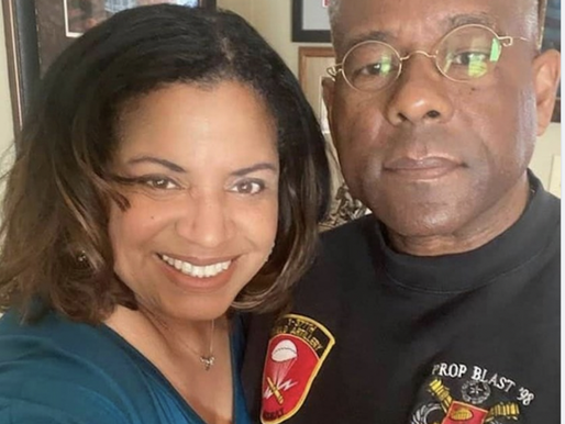 Allen West, 60, Carrolton, TX, GOP candidate for Gov. Anti-mandate, vax skeptic, sick with COVID.