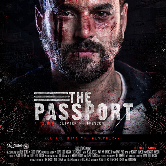 The Passport - Award Winning Short Film