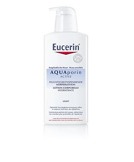 AQUAporin ACTIVE Körperlotion Light 400ml