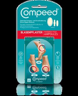 COMPEED® Blasenpflaster Mixpack 5 Stk