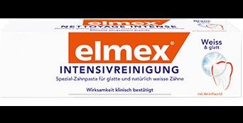 elmex® INTENSIVREINIGUNG Zahnpasta 50ml