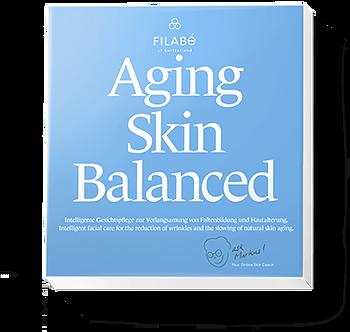 Aging Skin Balanced 28 Stk