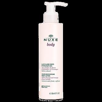 24H feuchtigkeitsspendende Körpermilch NUXE Body 200ml