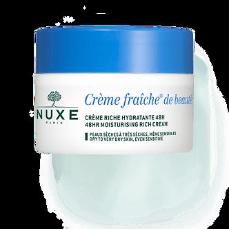 Reichhaltige Feuchtigkeitscreme – Crème fraîche® de beauté 50ml
