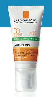 Anthelios Anti-Glanz Gel-Creme LSF30 50ml
