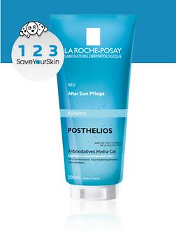 Posthelios Antioxidans Hydra-Gel 200ml