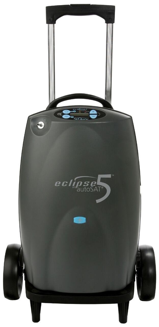 Eclipse5 mobiler Konzentrator