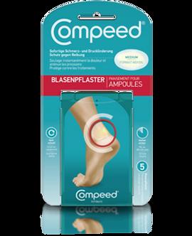 COMPEED® Blasenpflaster Medium 5 Stk